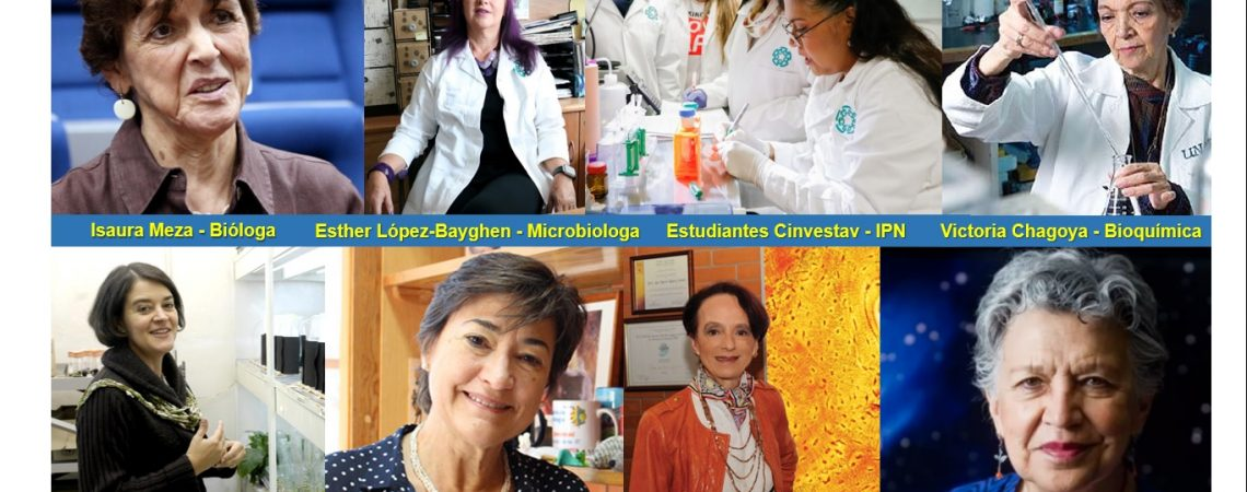 Científicas mexicanas